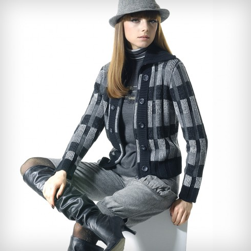 Halogen Black Sweater Jacket