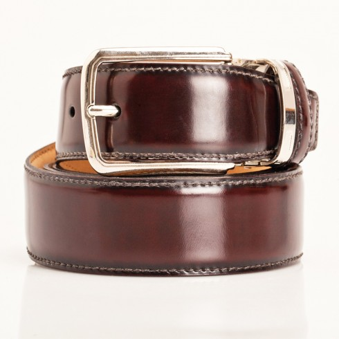 Someother Brown Dress Belt