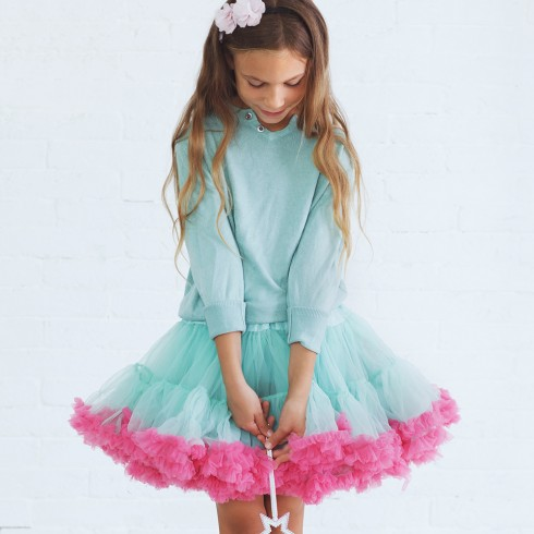 Topshop Girl's Princess Dress